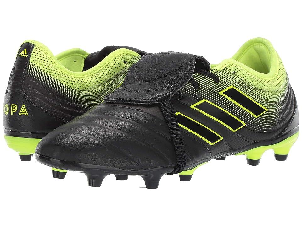 adidas Copa Gloro 19.2 FG (Core Black/Solar Yellow/Core Black) Men