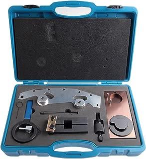 SCITOO Fit BMW M52, M52TU, M54,M56 Double Vanos Special Camshaft Timing Locking Tool Kit