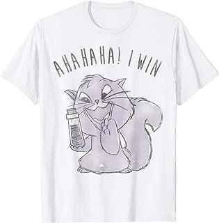 Emperor's New Groove Yzma Cat Ahaha I Win T-Shirt