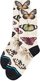 Stance, Socila Butterfly - Calcetines Mujer M