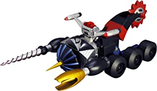Evolution Toy Dynamite Action No-1: Chojin Sentai Barattack Figure (Hybrid Version)