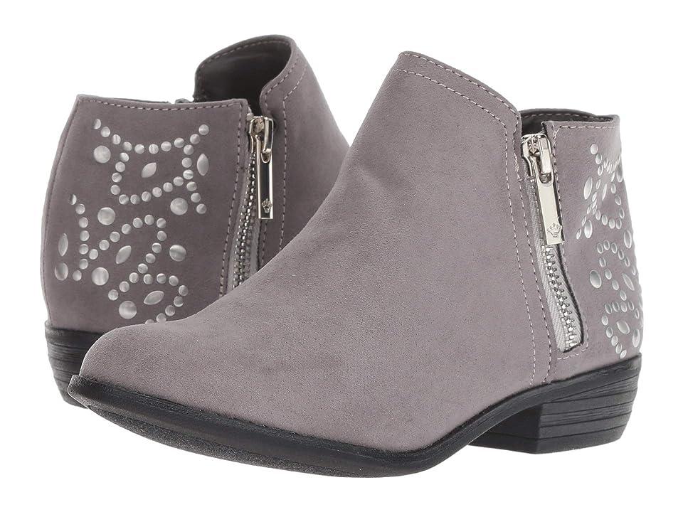 Nina Kids Destany (Toddler/Little Kid/Big Kid) (Grey) Girls Shoes