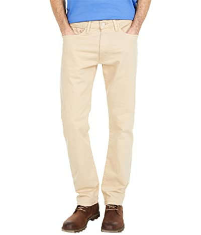 Polo Ralph Lauren Hampton Relaxed Straight Jean in Light Khaki (HDN Light Khaki) Men
