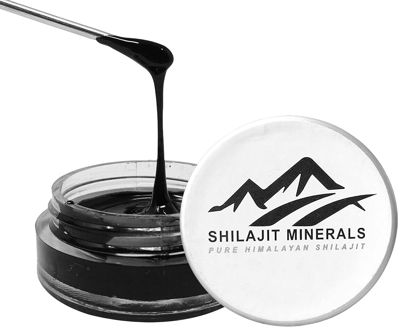 Ranking TOP11 Shilajit Resin Weekly update - Trace Minerals Fulvic Humic I Blend Mineral