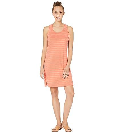 Mountain Khakis Contour Dress (Melon Stripe) Women