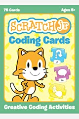 ScratchJr Coding Cards: Creative Coding Activities Kindle Edition