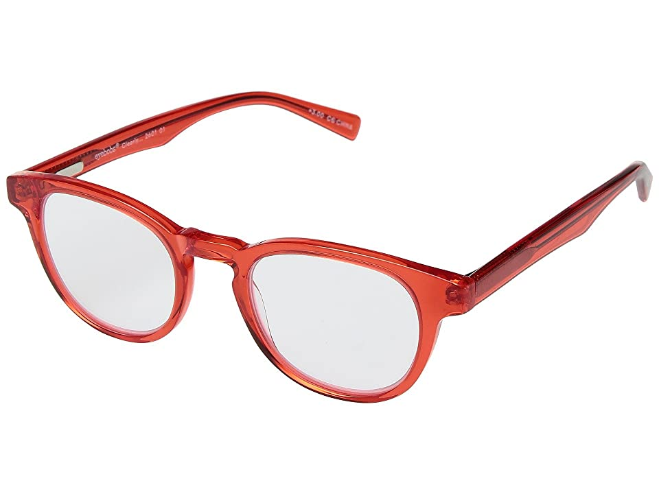 eyebobs Clearly (Red) Reading Glasses Sunglasses