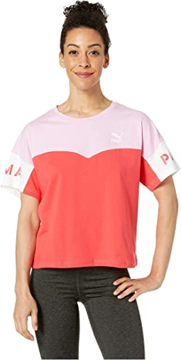 PUMA XTG Color Block Tee