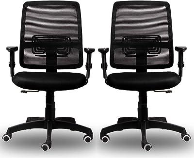 Green Soul New York High Back Mesh Office Chair Black