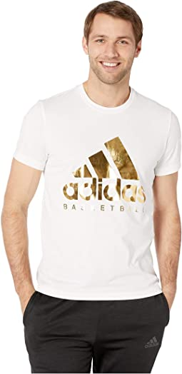 Badge of Sport Basketball T-Shirt