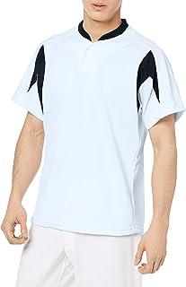 [エスエスケイ] 野球ユニフォーム 1ボタンベースボールTシャツ メンズ