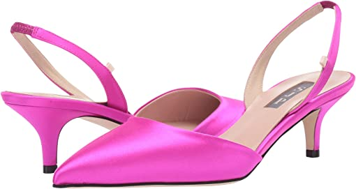 Candy Pink Satin