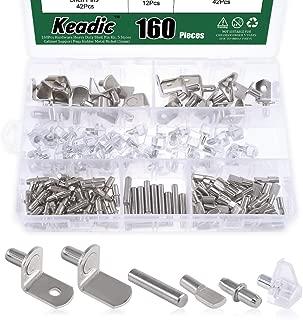 heavy duty shelf pins