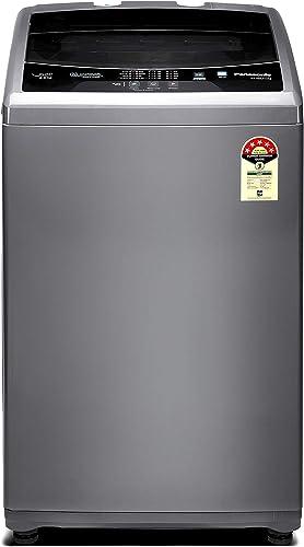 Panasonic 6 Kg 5 Star Fully Automatic Top Loading Washing Machine NA F60LF1HRB Grey