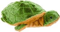 Image of Fun Green Sea Turtle Slippers