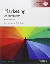 Marketing: An Introduction. Gary Armstrong, Philip Kotler