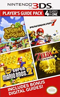 Nintendo 3DS Player's Guide Pack: Prima Official Game Guide: Animal Crossing: New Leaf - Mario Kart 7 - New Super Mario Bros. 2 - The Legend of Zelda: A Link Between Worlds