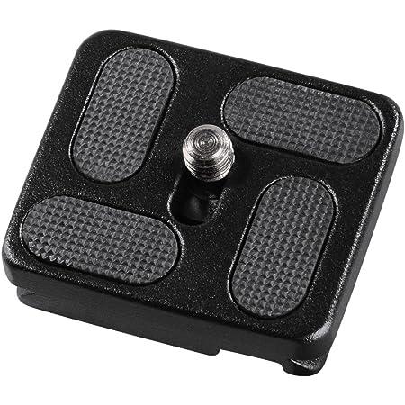 Hama Schnellkupplungsplatte Für Stativ Traveller 146 Kamera