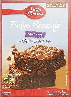 Betty Crocker Chocolate Fudge Brownie, 500 gm