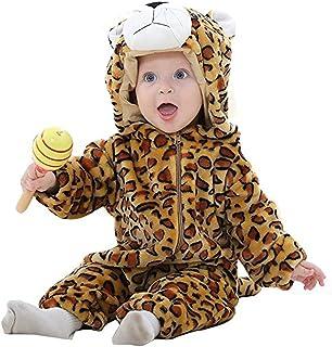 MICHLEY Bebé Ropa Mameluco Niños Niñas Pelele Pijama de