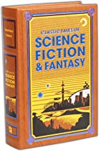 Classic Tales of Science Fiction & Fantasy (Leather-bound Classics)