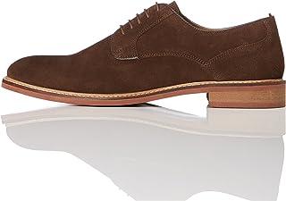 Marca Amazon - find. Zapatos de Cordones Brogue Hombre