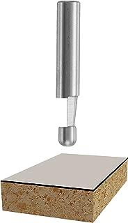 Bosch 85286 Solid Carbide 7-1/2-Degree by 1/4-Inch Cut Length Bevel Trim Bit