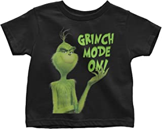LeetGroupAU Grinch Mode On Toddler T-Shirt