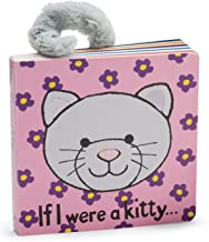 Jellycat Baby Touch and Feel Board Books, If I Were a Kitty