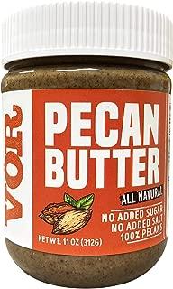 Vor Pure Pecan Butter 11oz