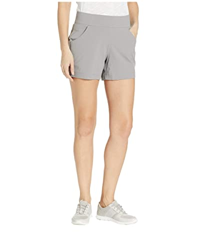 Columbia Anytime Casual Shorts (Light Grey) Women