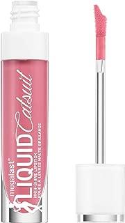 wet n wild Megalast Liquid Catsuit High Shine Lipstick, Flirt Alert, 0.2 Ounce