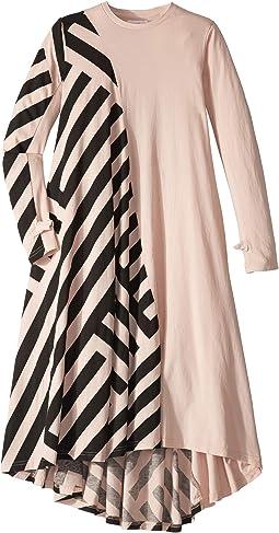 Striped 360 Dress (Little Kids/Big Kids)