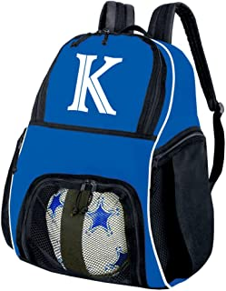 Broad Bay Personalized Soccer Backpack - Custom Volleyball Bag Monogrammed Gift Idea