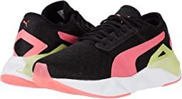 Puma Black/Ignite Pink/Sunny Lime