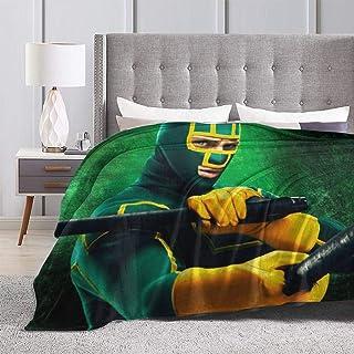 "ZAZAHUI Nicolas Cage Blanket is A Stylish Collage of Super Soft Flannel Quality Fabrics 80"""" x60"