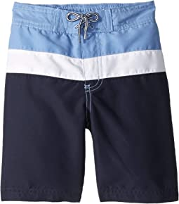 Pieced Swim Trunks (Toddler/Little Kids/Big Kids)