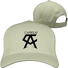 Men's Unisex Saul Alvarez Canelo Logo Rock Cap Summer Baseball Hats