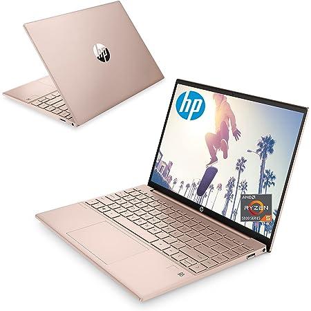HP ノートパソコン 13.3インチ IPSディスプレイ Ryzen5 8GB 256GB SSD HP Pavilion Aero 13-be ピンクベージュ Windows 10 Home WPS Office付き(型番:483W8PA-AAAC)