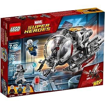 LEGO- Heroes, 76109