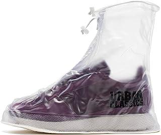 Urban Classics Sneaker Protection, Galosche Uomo, trasparente, 44 EU