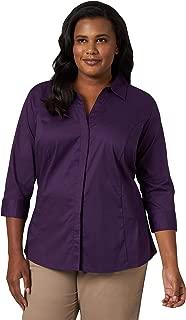 Best purple plus size blouse Reviews
