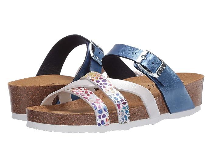 ara  Beth (White/Konfettikid) Womens Shoes