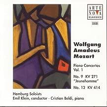 Mozart: Piano Concertos, Vol. 1--No. 9