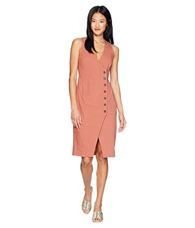ASTR the Label Demi Dress (Mauve) Women