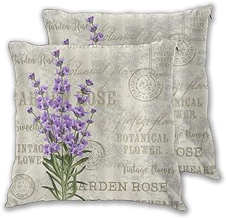 CONICIXI Flor Púrpura Flores Botánicas Lavandas Florales V