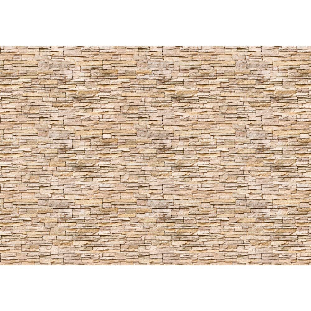 Amazon フォト壁紙 Stone壁レンガ壁 不織布premium Plus アジアレンガ石壁 壁装飾フォト壁壁ドアウォール紙ポスター Prints Wallpaper 157 4x110 2 Inch 400x280 Cm Ftvlpp 0078 400x280 壁紙