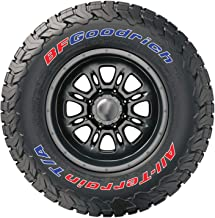 Tire Stickers - Official BFGoodrich Tire Letters for KO2 Tires - Add-On Tire Accessory - Signature Color Edition - (1 Tire)