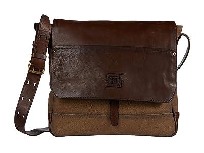 Frye Ethan Messenger (Wheat) Bags