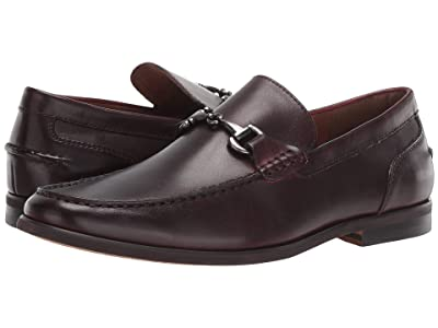 Kenneth Cole Reaction Crespo Loafer 2.0 (Bordeaux) Men